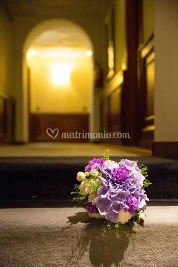 Bouquet Matrimonio R+E