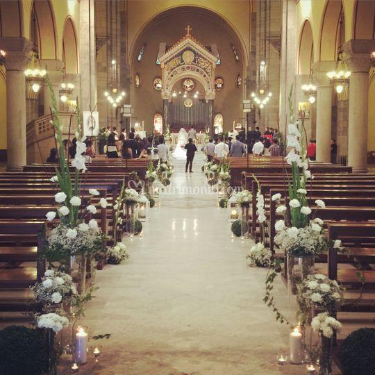 Matrimonio C+S