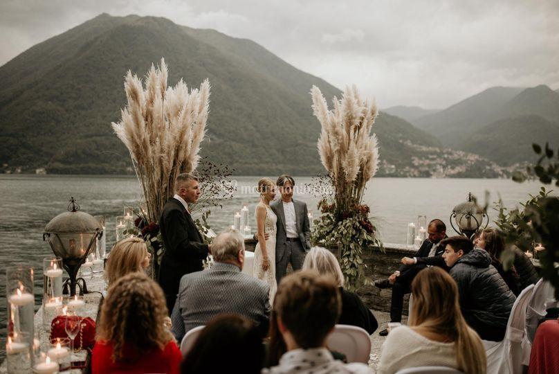 Lake Como: Villa la Ruga