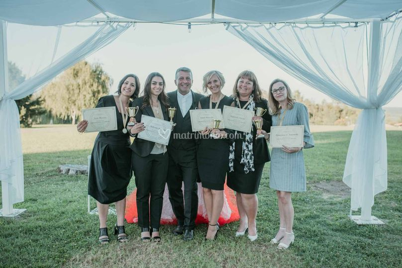 Diplomi ai celebranti