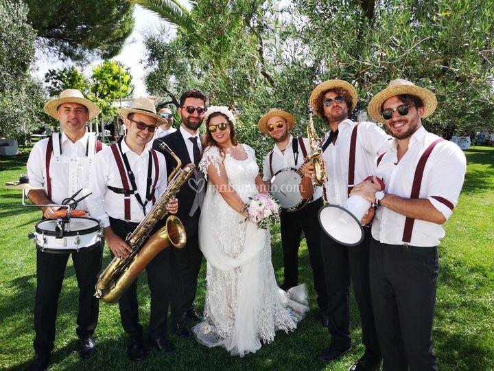 Wedding itinerante