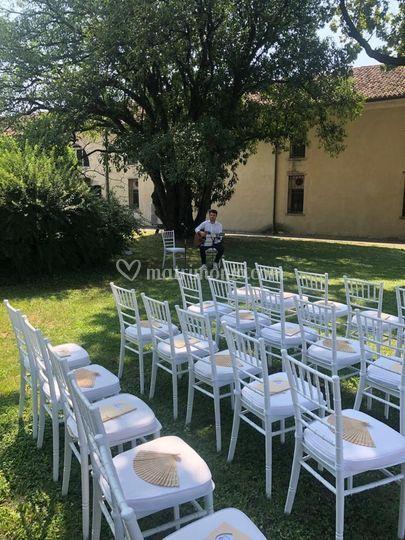 Villa Foscarini - TV