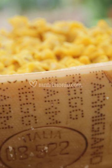 Tortellini in parmigiano