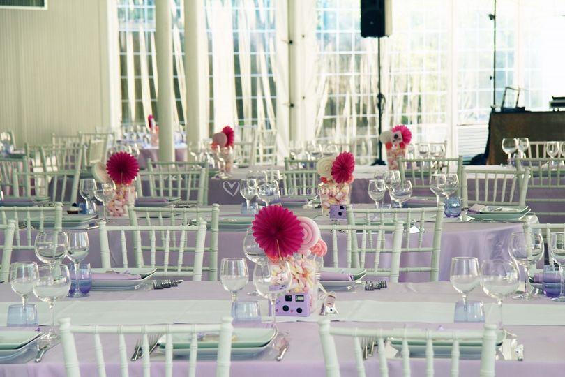 Sweet wedding - il ricevimento