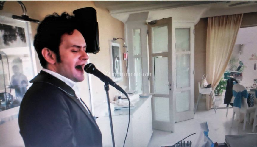 Luca Orsi al Gabbiano