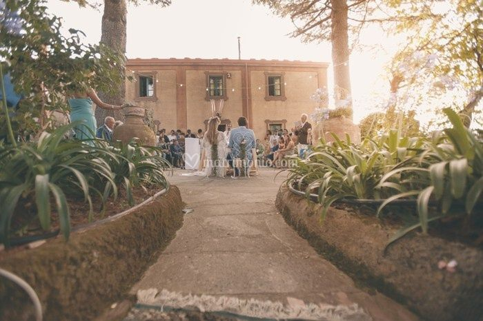 Wedding private location