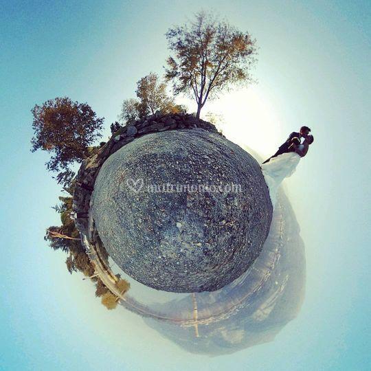 Fotografia a 360 gradi