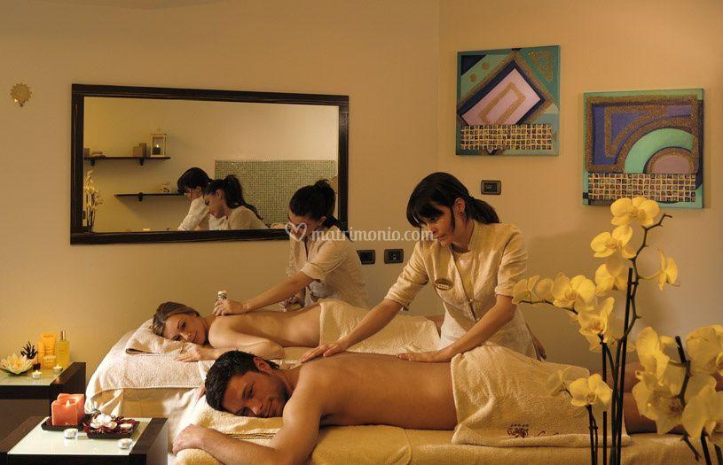Relax di coppia - Afrodite Spa