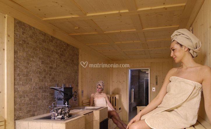 Sauna -  Afrodite Spa