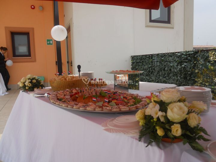 Buffet Terrazza de Ciliegi