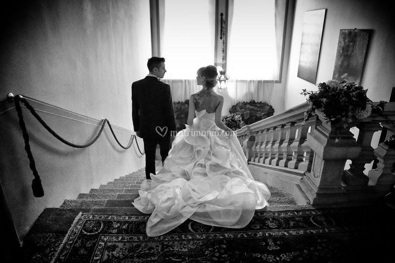Bens wedding photo