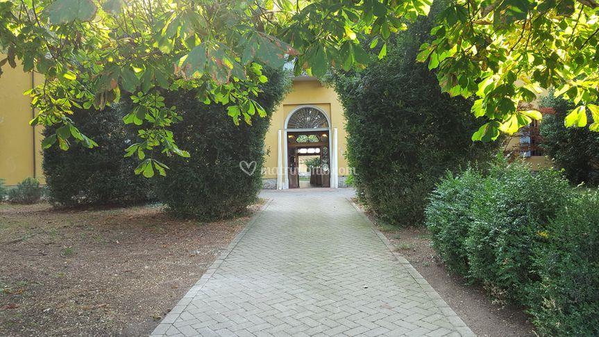 Villa Ghia Panocchia