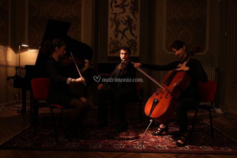 Trio d'archi DYME