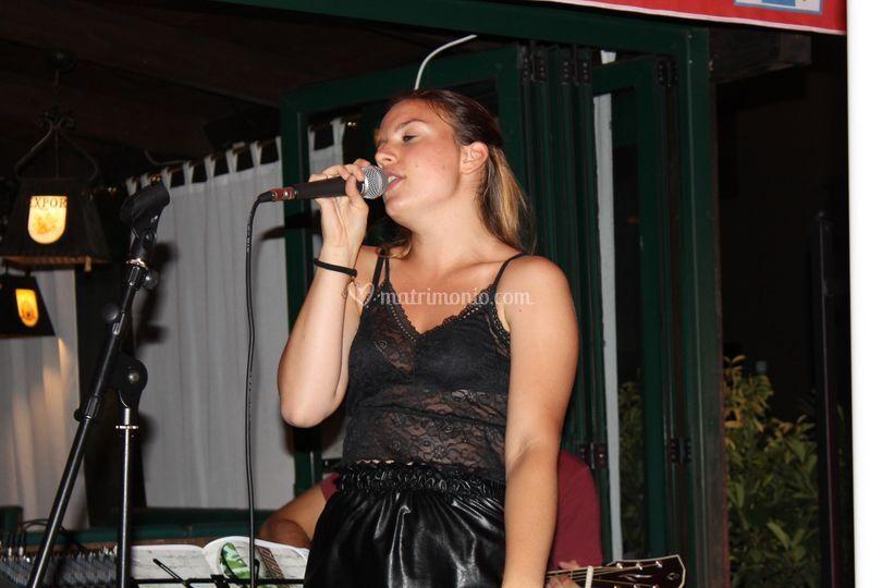 Elisa Duretti Live Show