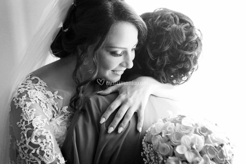 Sposa e mamma