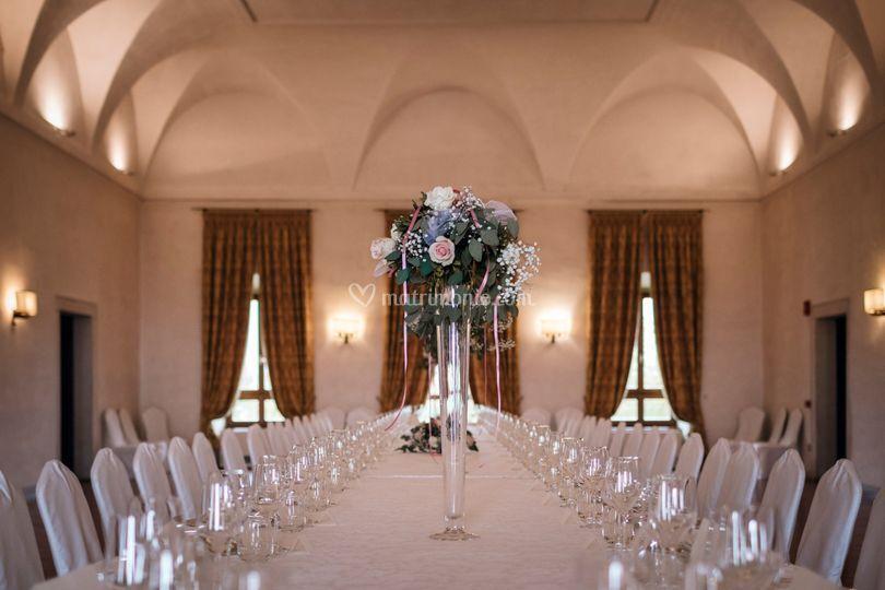 Wedding Castello di Susans