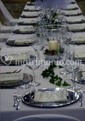 Decorazione tavoli