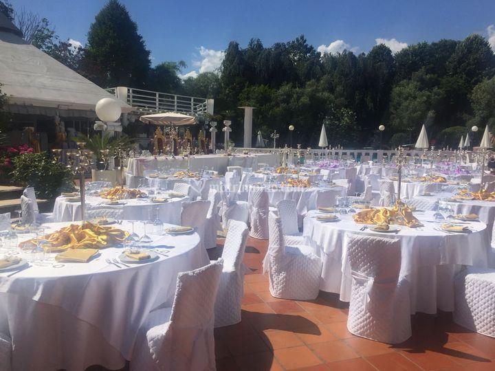 Wedding pool