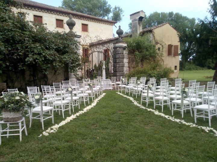 Matrimonio in villa storica