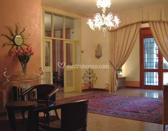 Hall della Villa