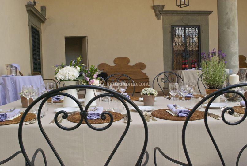 Villa il rinuccino for La sedia camomilla