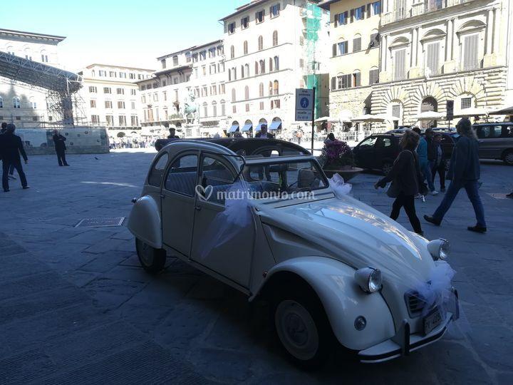 Auto Matrimonio Toscana : Auto matrimoni di noleggio citroen cv foto