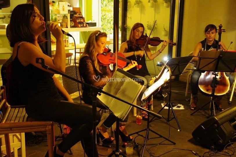 Trio Mariquita con Elisa Conti