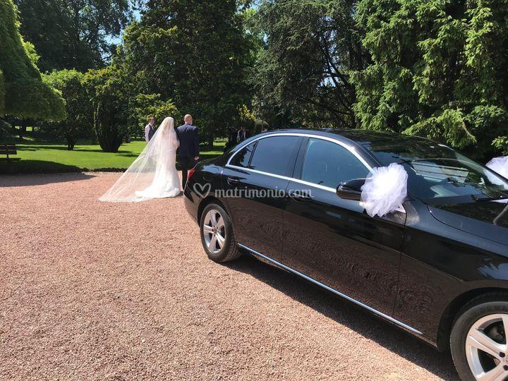 Sposa auto 1