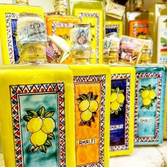 Bottiglie artigianali