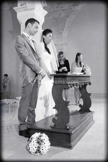 Sposi all'altare  - Ancona