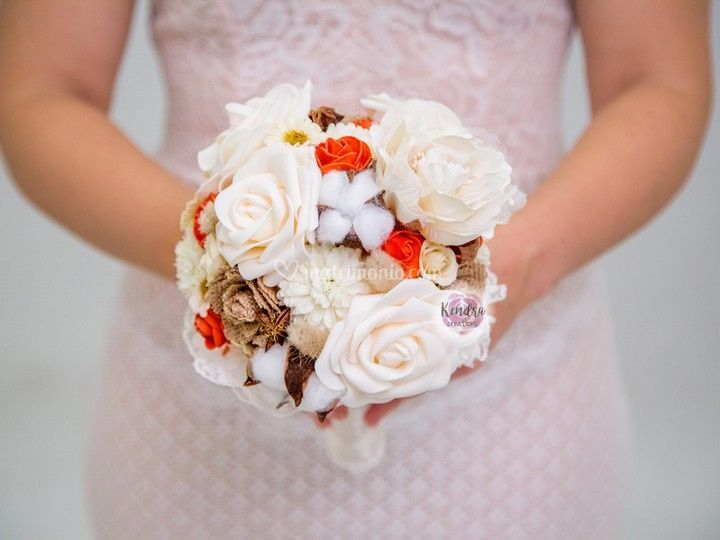 Bouquet sposa autunnale