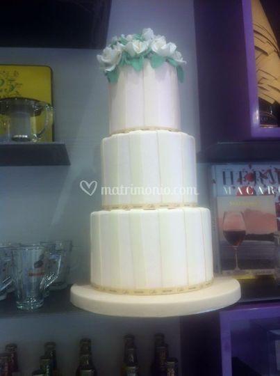 Le torte nuziali