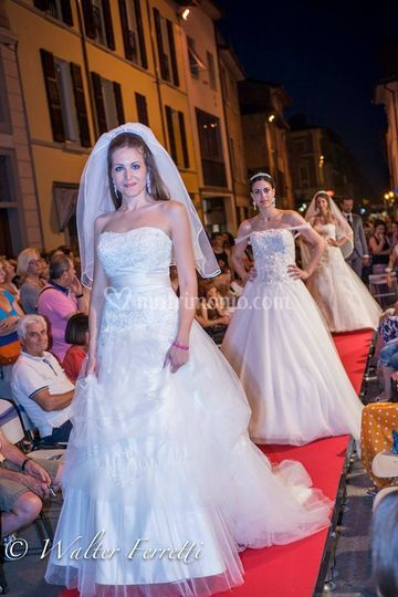 Sfilata abiti da sposa