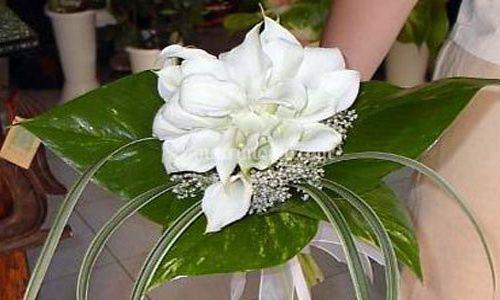 Bouquet con Calle