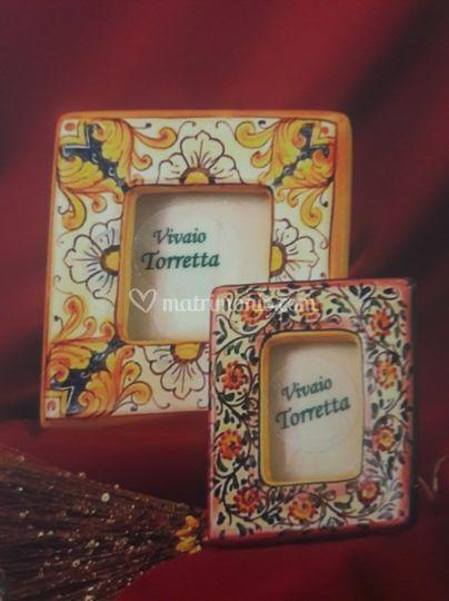 7 Ceramiche Cornici eleganti