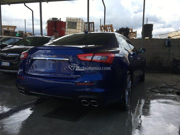 Dietro Maserati
