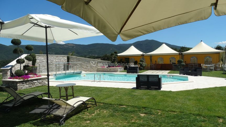 Eventi a bordo piscina
