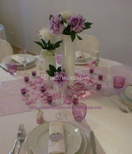 Matrimonio Tema Romantico : Giorgia belardi wedding planner