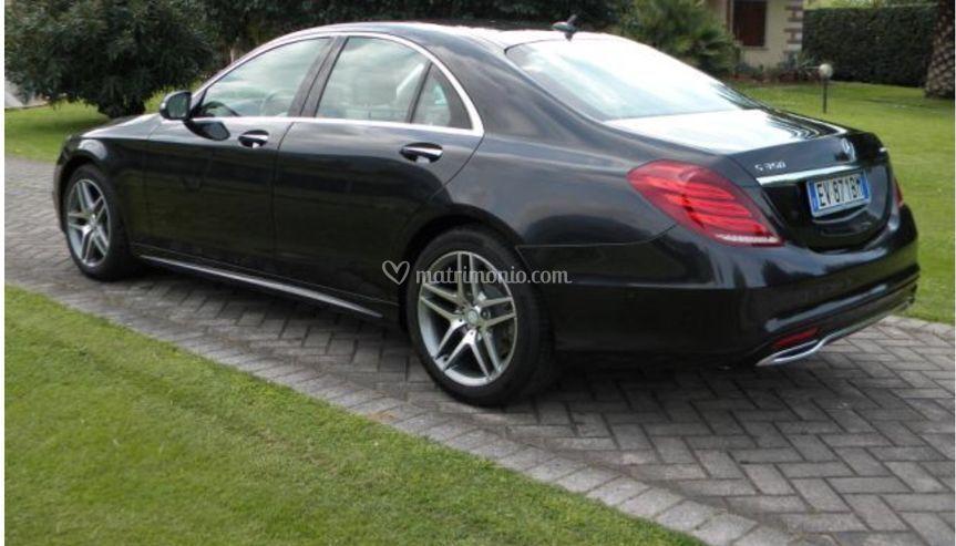 Mercedes sere S