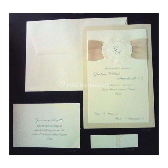 Partecipazioni nozze 110789R