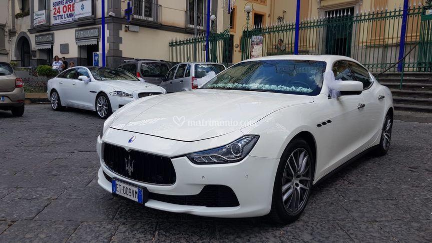 Maserati Vs Jaguar