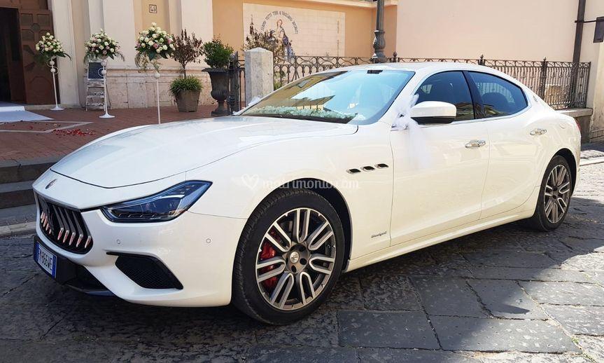 Maserati Ghibli G.S.2018