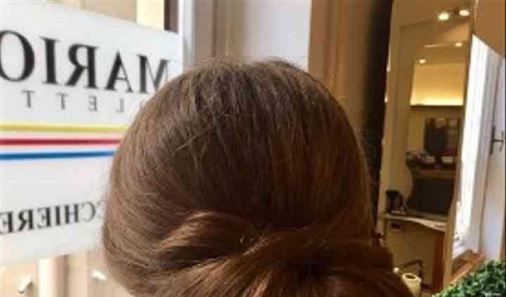 Antonella Robiglio - Hair Style