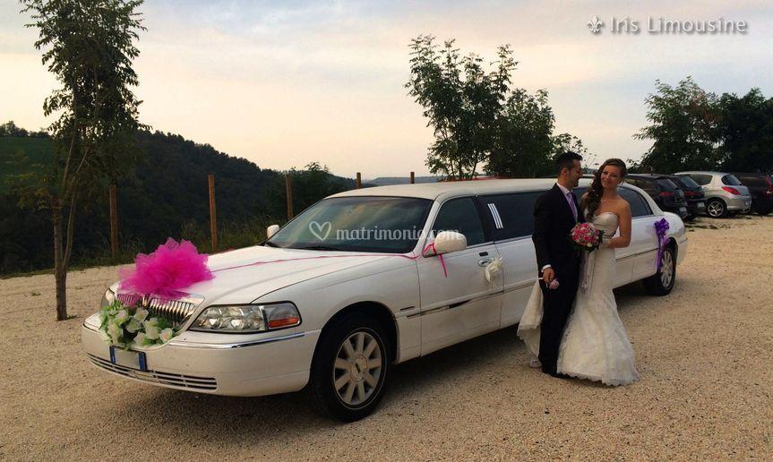 Lincoln Limousine Krystal