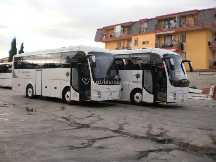 Autobus volvo 40 posti