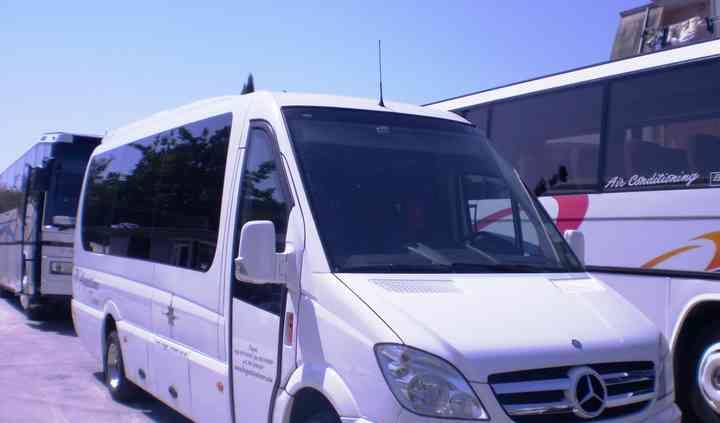 Mini bus 20 posti
