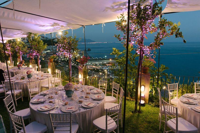 Giardini a terrazza sul mare di Palazzo Suriano | Foto 3