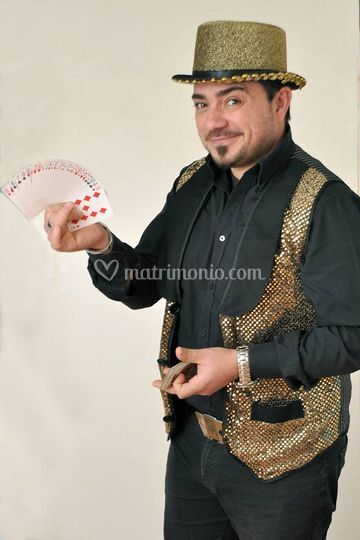 Mago pepe (magia e cabaret)