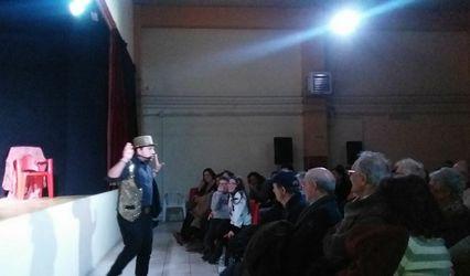 Mago Pepe - Magia e Cabaret 1