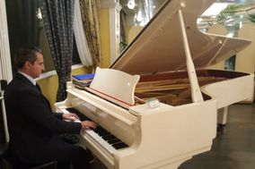 M°Sergio Romeo pianista-tastierista